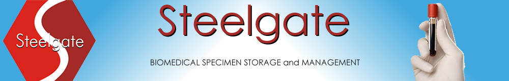 Steelgate - Biomedical Specimen Storage and Management